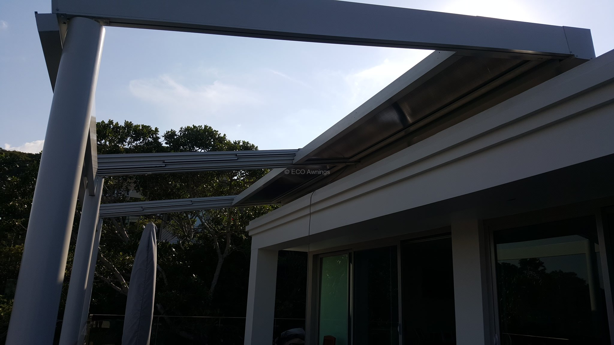 fair awning armmarkilux 1300 folding arm awning retracta r