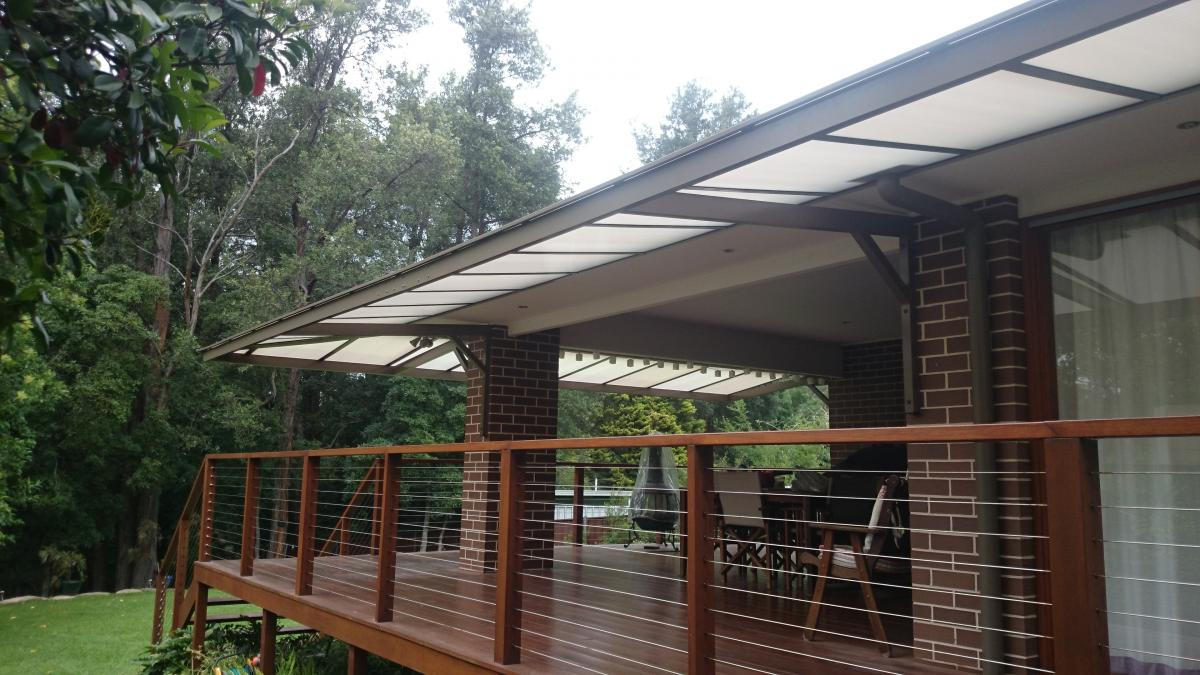 Cantilever Awning Sydney External And Carbolite Awnings Sydney
