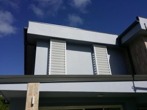 160 mm Louvers