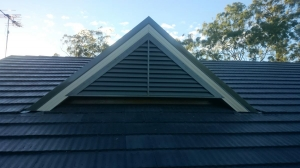 Triangle Louver