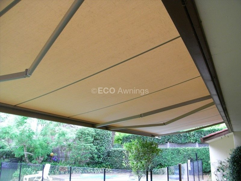 Roof Mounted Awnings Folding Arm Eco Awnings