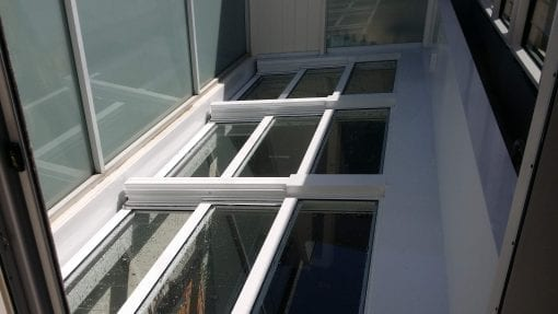 Retracta Roof Glass