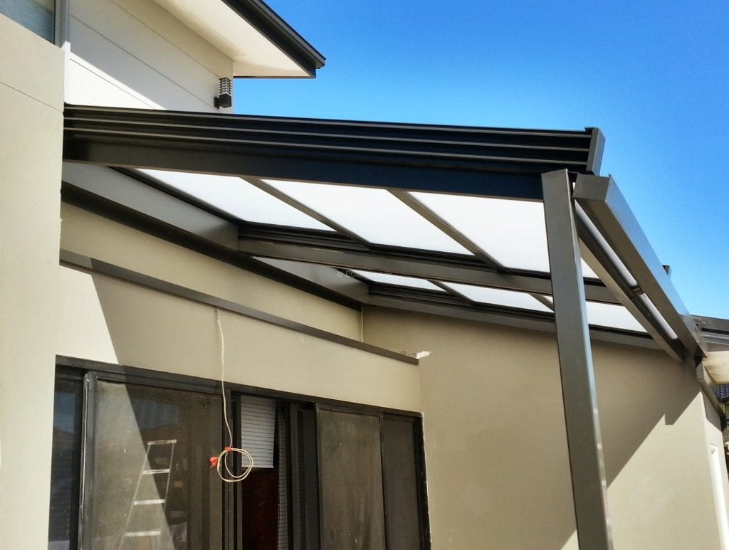 Retracta Roof The Sliding Roof System Bay Panel Eco Awnings