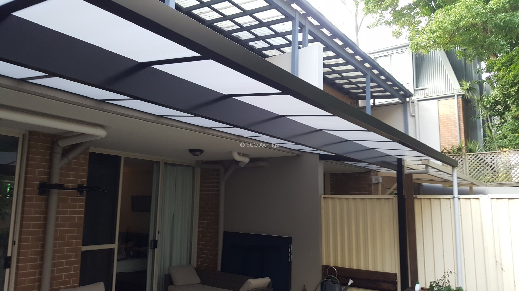 Patio Covers With 200x50 Beam Eco Awnings