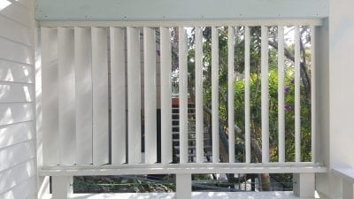 160mm Adjustable Privacy screen