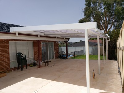 Retracta Roof 3 bay 4 Panel