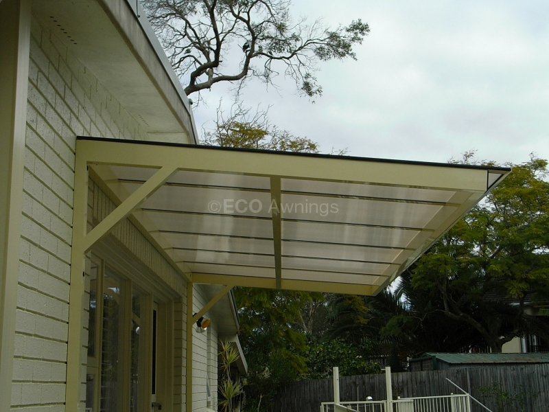 Cantilever Polycarb Awnings Eco Awnings
