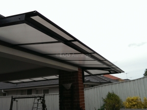 canterlever awning