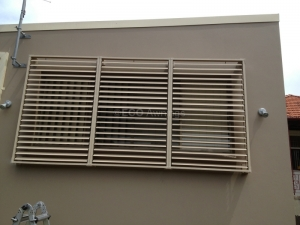 Privacy Louvers