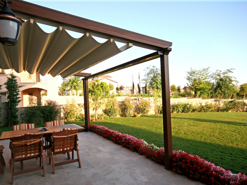 Retractable Fabric Patio Covers Throughout Gallery Retractable Roof Systems Sydney Roofs Roofing