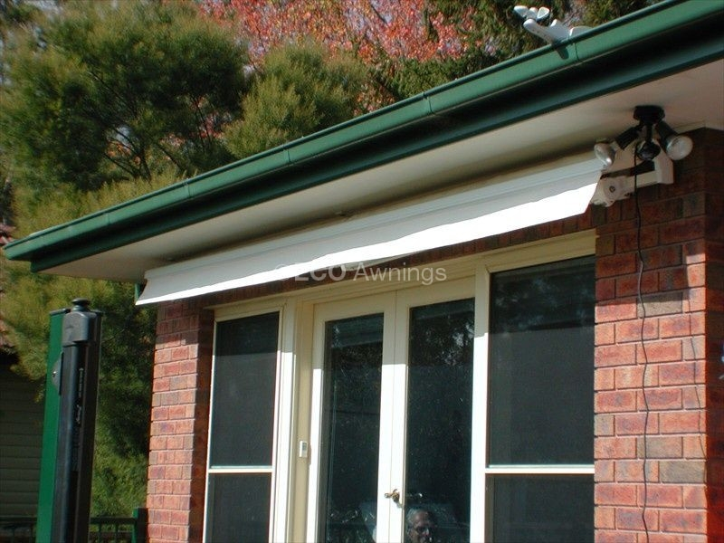 Under Eave Folding Arm Awnings Eco Awnings